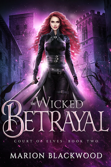 Fantasy book The Wicked Betrayal by Marion Blackwood.png