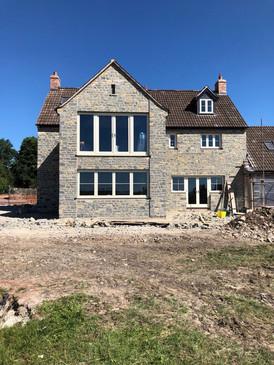 Stonework New Build
