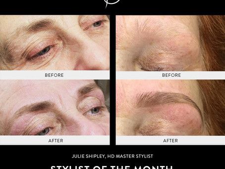 AGE DEFYING EYE TREATMENTS : YOU WON'T BELIEVE YOUR EYEBROWS