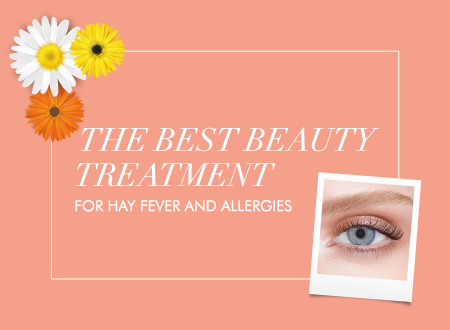 HATE HAY FEVER? LOVE LVL LASHES : POLLEN PROOF GLAMOUR GUIDE FOR SPRING SURVIVAL