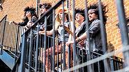 SinDerella Band Thru Stairs Picture