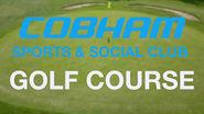 Cobham SCC Golf Promo