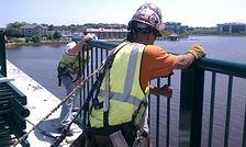 MBE DBE certified bridge workers in New England