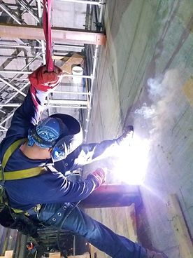 MBE/DBE Certified welding services in New England