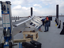 Marine welding services in Boston MA