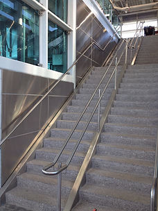 Stainless Steel stair and Railing