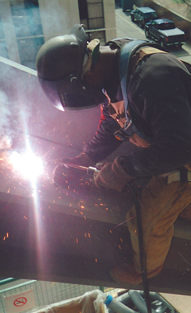 Local welding services in Boston MA