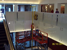 Local curtain wall services in Boston MA