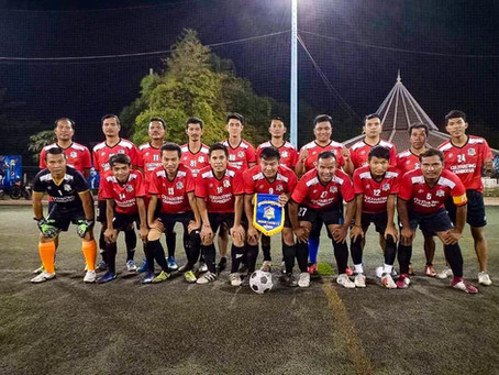 Cultivating Cambodia's football team is going for it again!