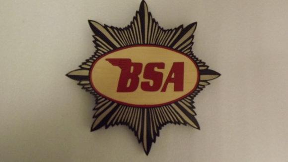 BSA Starburst