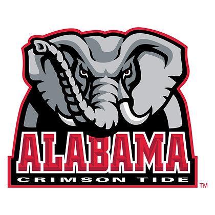Alabama Crimson Tide 2001-2003