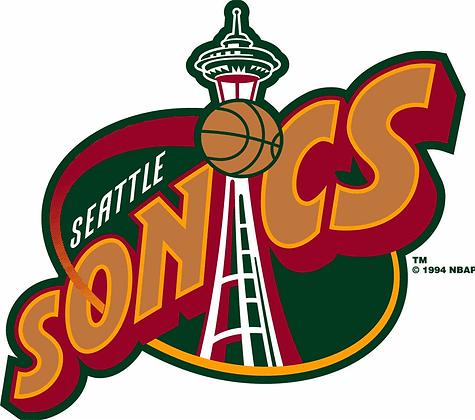 Seattle Supersonics 1995-2001
