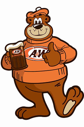 A&W Root Bear