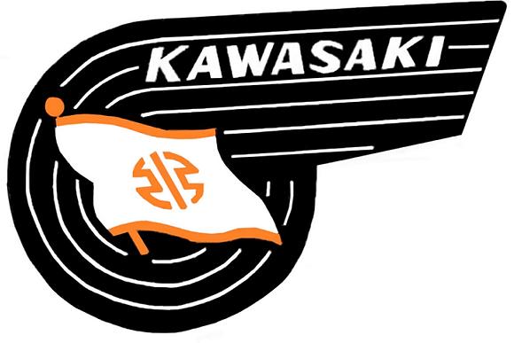 Kawasaki 1961