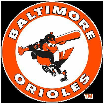 Baltimore Orioles 1989-1991
