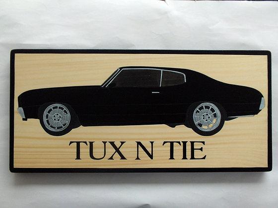 Tux N Tie