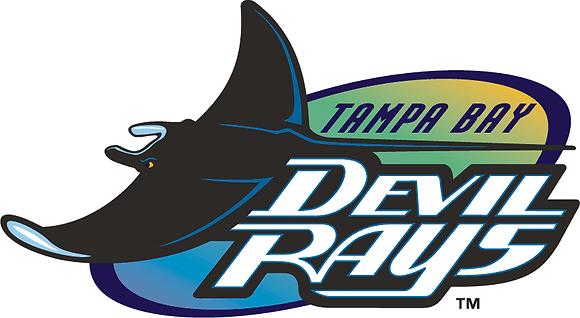 Tampa Bay Devil Rays 1998-2000