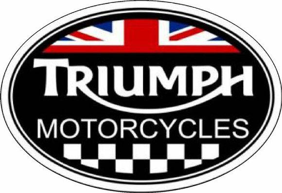 Triumph Badge #2