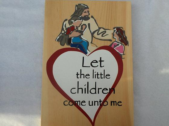 Let The Little Children