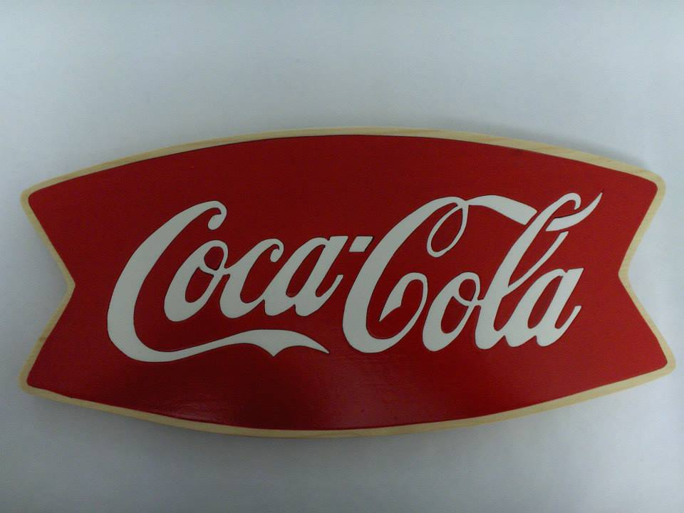 Coca Cola Fishbone