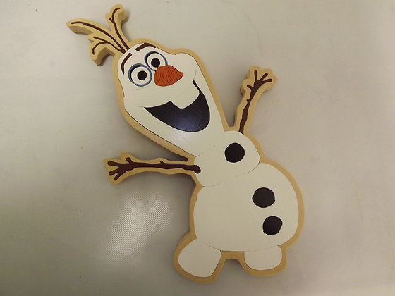 Olaf's Pose