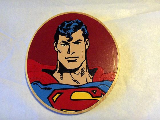 Superman Head