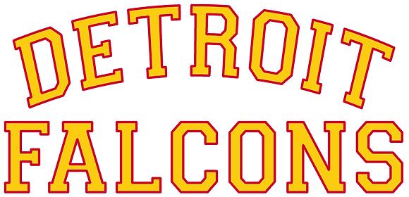 Detroit Falcons 1930-1932