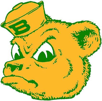 Baylor Bears 1969-1996
