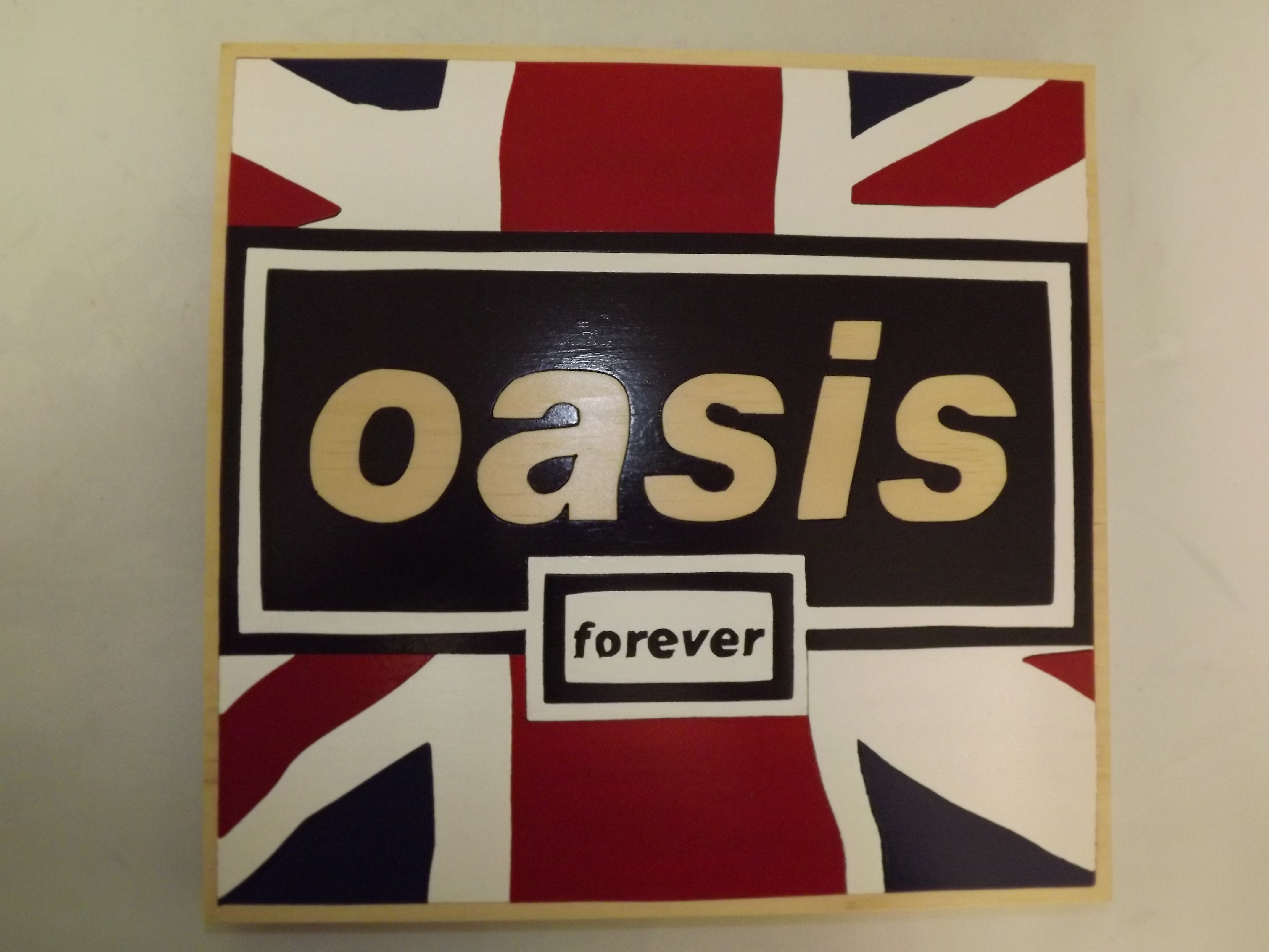 Oasis Forever