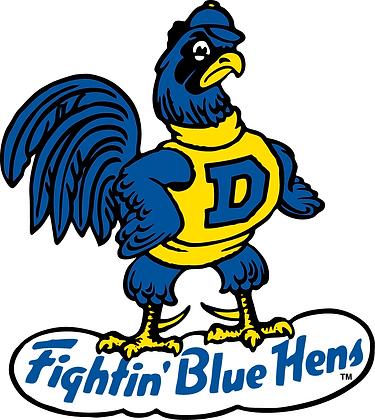 Delaware Blue Hens 1967-1986