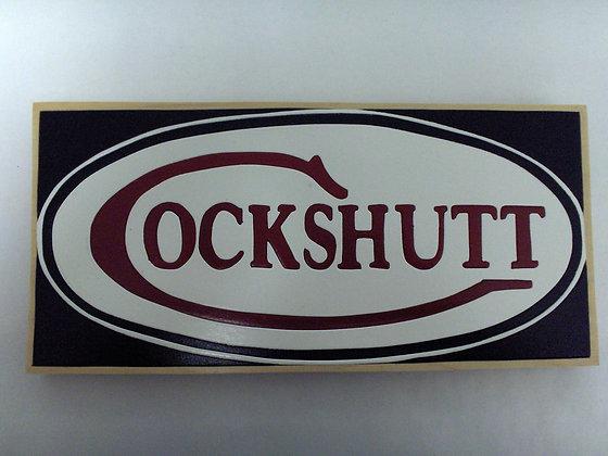 Cockshutt