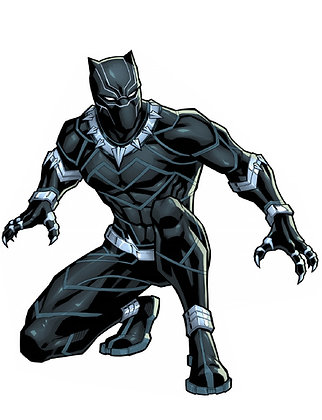 Black Panther Figure