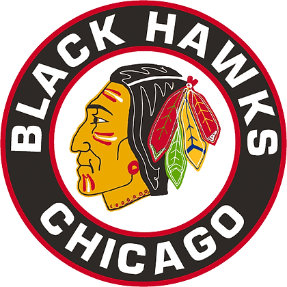 Chicago Black Hawks 1955-1956