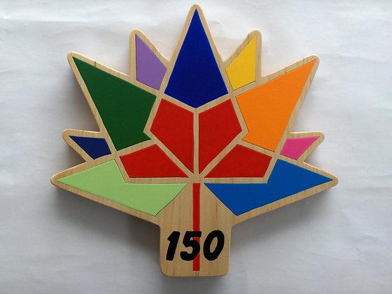 Sesquicentennial Year Canada