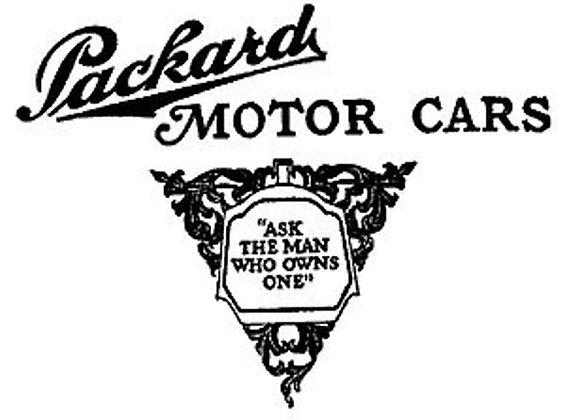 Packard 1910