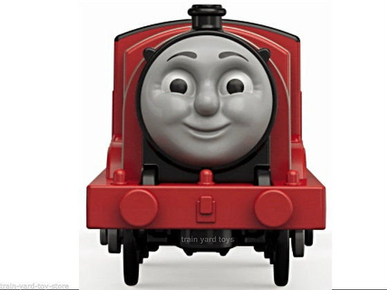 James the Track Master