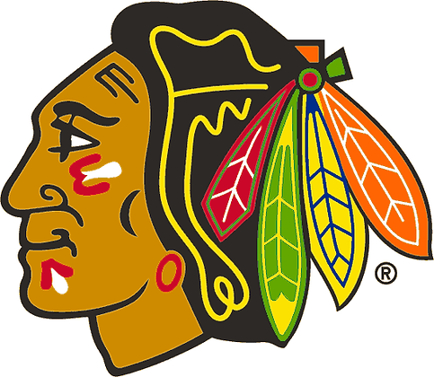 Chicago Black Hawks 1996-1998