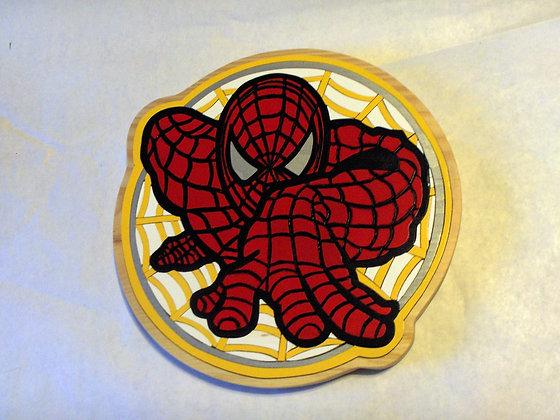 Spiderman Head