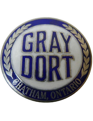 Gray Dort 1920s