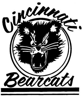 Cincinnati Bearcats 1983-1989