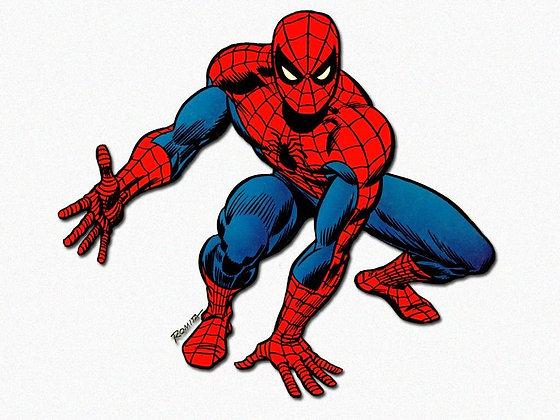 Spiderman Figure
