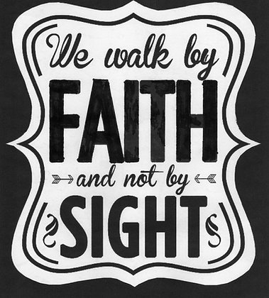Faith Walking