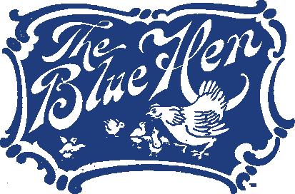 Delaware Blue Hens 1939-1954