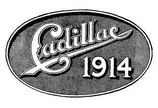 Cadillac 1914