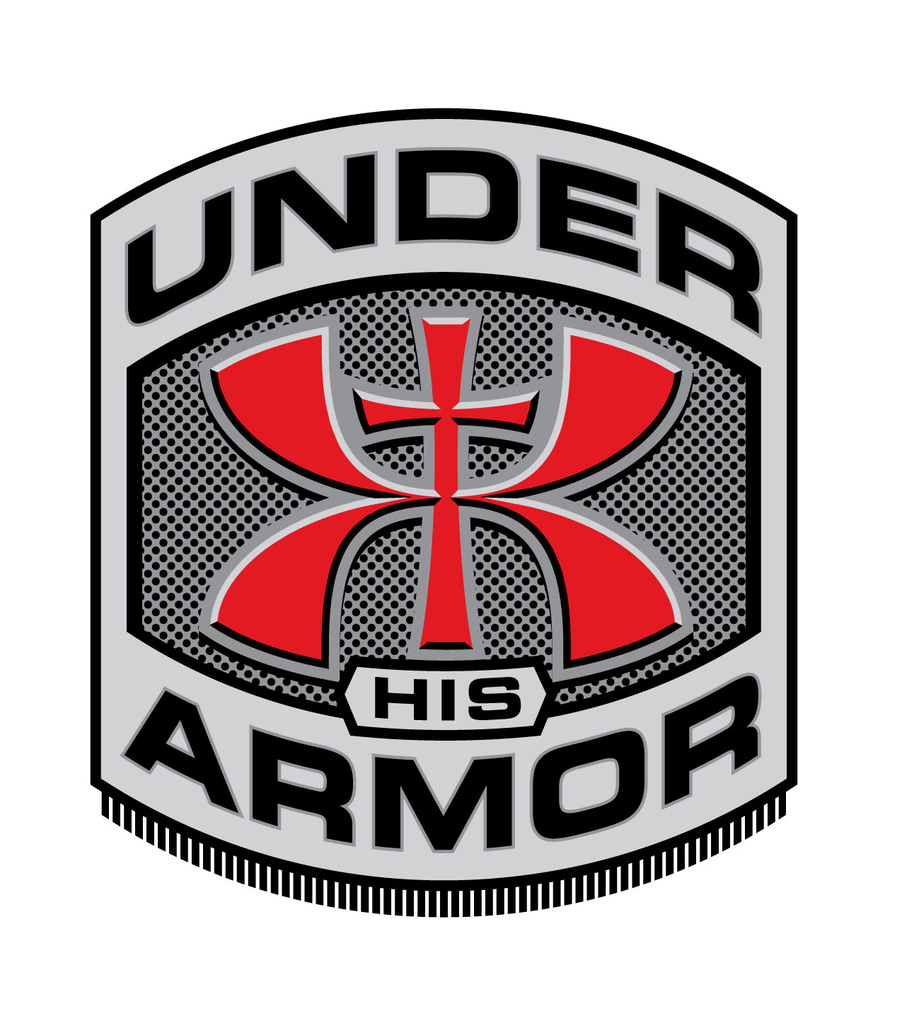 Under His Armor $40