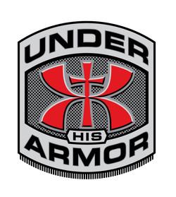 Under His Armor $40