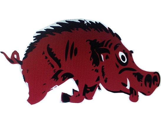 Arkansas Razorbacks 1931-1937