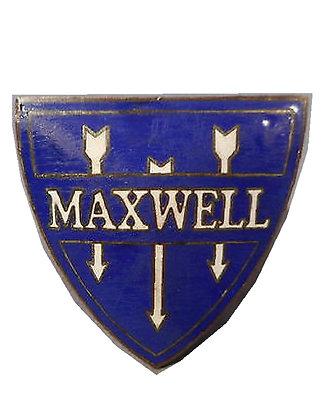 Maxwell 1913