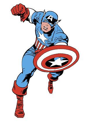 Captain America Figure