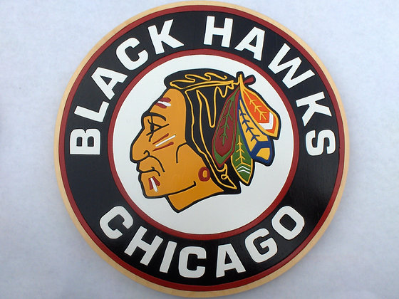 Chicago Black Hawks 1957-1964